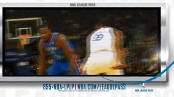NBA League Pass TV Spot, 'New Season Excitment' - Thumbnail 3