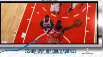 NBA League Pass TV Spot, 'New Season Excitment' - Thumbnail 4
