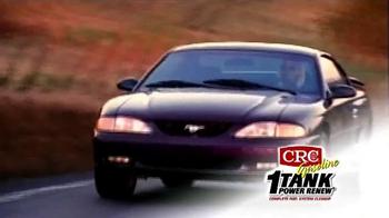 CRC 1Tank Power Renew TV Spot - Thumbnail 2