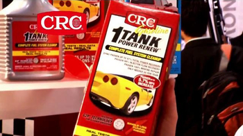 CRC 1Tank Power Renew TV Spot - Thumbnail 4