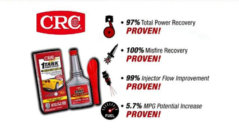 CRC 1Tank Power Renew TV Spot - Thumbnail 6