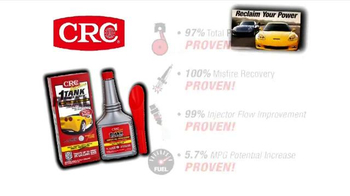 CRC 1Tank Power Renew TV Spot - Thumbnail 7