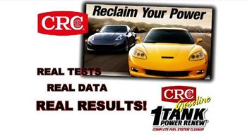 CRC 1Tank Power Renew TV Spot - Thumbnail 8