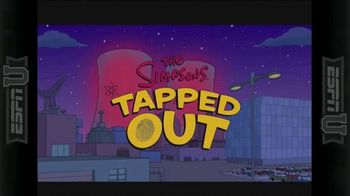 The Simpsons: Tapped Out App TV Spot, 'Halloween Update'