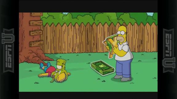 The Simpsons: Tapped Out App TV Spot, 'Halloween Update' - Thumbnail 8