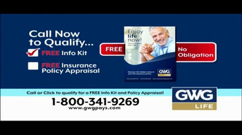GWG Life Insurance TV Spot, 'The Financial Freedom you Dream of' - Thumbnail 7