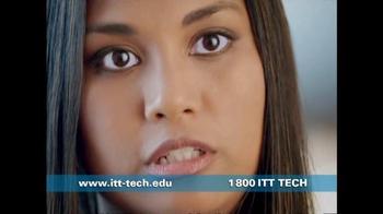 ITT Technical Institute TV Spot, 'Tehani Barton' - Thumbnail 4