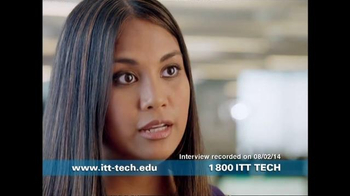 ITT Technical Institute TV Spot, 'Tehani Barton' - Thumbnail 5