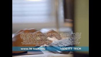 ITT Technical Institute TV Spot, 'Tehani Barton' - Thumbnail 6