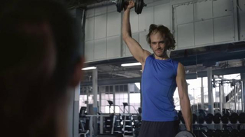 Old Spice Hair Care TV Spot, 'Gym' - Thumbnail 8