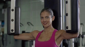 Old Spice Hair Care TV Spot, 'Gym' - Thumbnail 9
