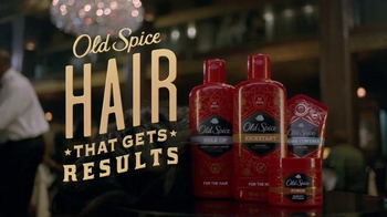 Old Spice Hair Care TV Spot, 'Reservation' - Thumbnail 10
