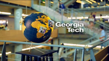 Georgia Tech TV Spot, 'Improving the Human Condition Around the World' - Thumbnail 9