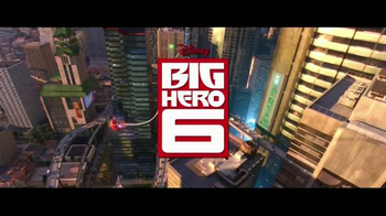 Big Hero 6 - Alternate Trailer 33