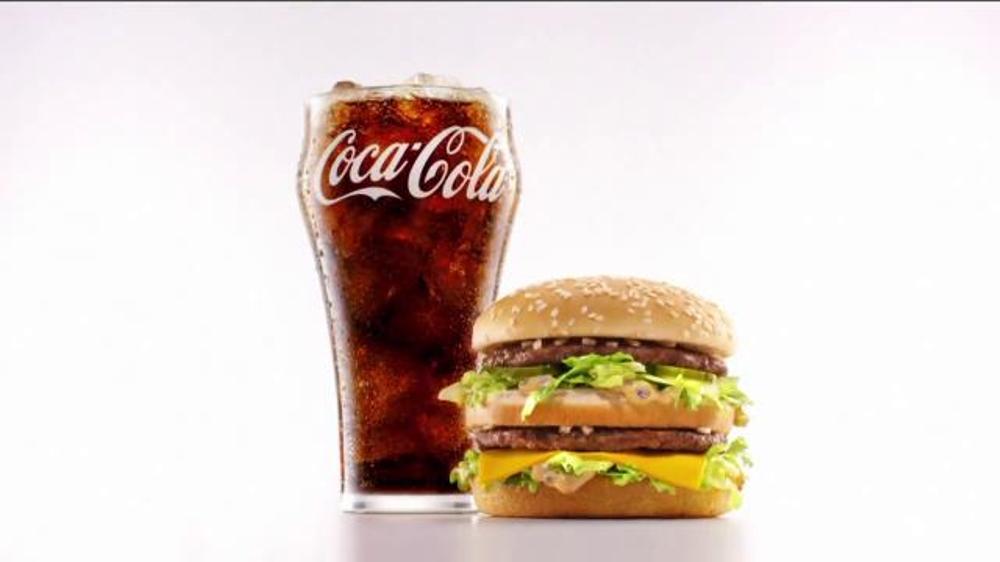 Resultado de imagen para big mac coke