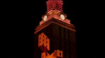 University of Texas at Austin TV Spot, '3D Tower: Footsteps' - Thumbnail 2
