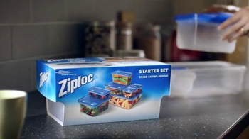 Ziploc Stackable Containers TV Spot, 'Life Lessons: Avalanche' - Thumbnail 7