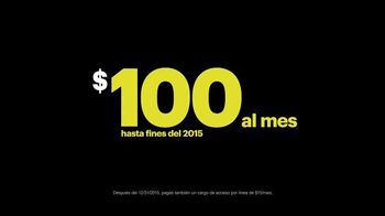 Sprint Family Share Pack TV Spot, 'Datos Para Todos [Spanish] - Thumbnail 7