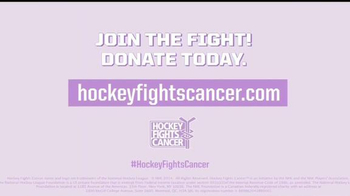 Hockey Fights Cancer TV Spot, 'Who Do You Fight For?' - Thumbnail 10