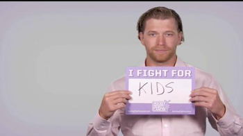 Hockey Fights Cancer TV Spot, 'Who Do You Fight For?' - Thumbnail 6