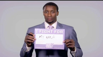 Hockey Fights Cancer TV Spot, 'Who Do You Fight For?' - Thumbnail 8