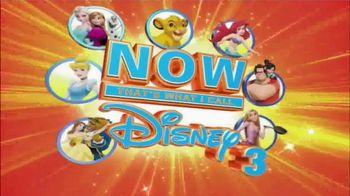 Now That's What I Call Disney 3 TV Spot - 104 commercial airings