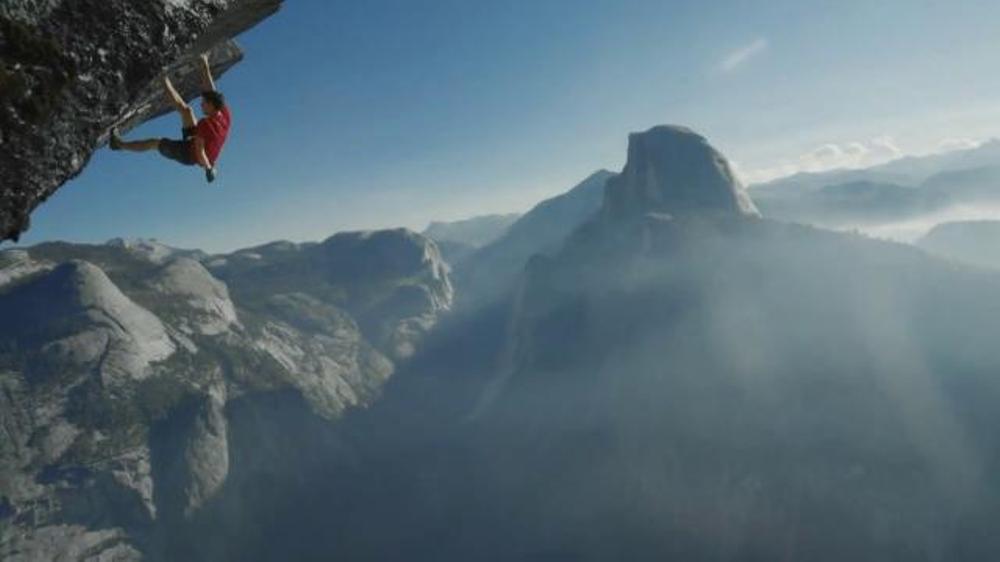 Squarespace TV Commercial, 'Alex Honnold's Story' Ft. Alex Honnold, Song by Panam
