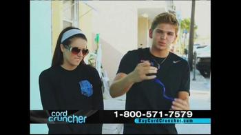 Cord Cruncher TV Spot, 'Tangle Free' - Thumbnail 4