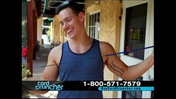 Cord Cruncher TV Spot, 'Tangle Free' - Thumbnail 5