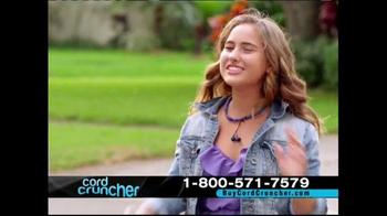 Cord Cruncher TV Spot, 'Tangle Free' - Thumbnail 7