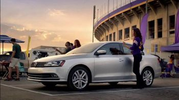 2015 Volkswagen Jetta TV Spot, \'Thoughtful Engineering\'