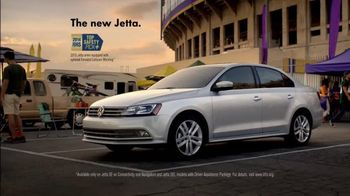 2015 Volkswagen Jetta TV Spot, 'Thoughtful Engineering' - Thumbnail 8