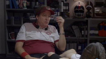 Dr Pepper TV Spot, 'Larry in the ESPN Film Room' Feat. Jesse Palmer - Thumbnail 9