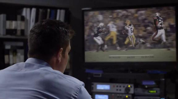 Dr Pepper TV Spot, 'Larry in the ESPN Film Room' Feat. Jesse Palmer - Thumbnail 2