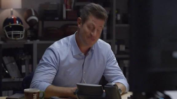 Dr Pepper TV Spot, 'Larry in the ESPN Film Room' Feat. Jesse Palmer - Thumbnail 4