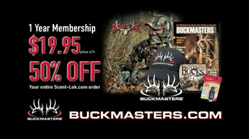 Buckmasters Subscription TV Spot, 'Scent-Lok Offer' - Thumbnail 5