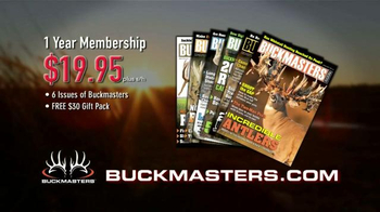 Buckmasters Subscription TV Spot, 'Scent-Lok Offer' - Thumbnail 2