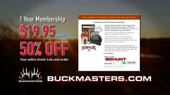 Buckmasters Subscription TV Spot, 'Scent-Lok Offer' - Thumbnail 4