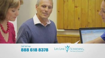 Life Line Screening TV Spot, 'Risk Factors for Cardiovascular Disease' - Thumbnail 10