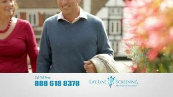Life Line Screening TV Spot, 'Risk Factors for Cardiovascular Disease' - Thumbnail 3
