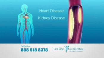 Life Line Screening TV Spot, 'Risk Factors for Cardiovascular Disease' - Thumbnail 4