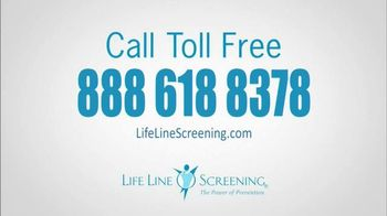 Life Line Screening TV Spot, 'Risk Factors for Cardiovascular Disease' - Thumbnail 6