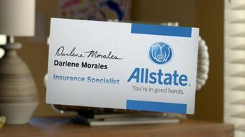 Allstate Accident Forgiveness TV Spot, 'Off Day' - Thumbnail 10