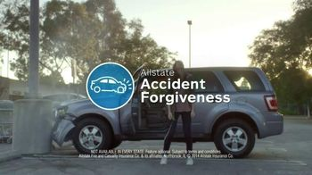 Allstate Accident Forgiveness TV Spot, 'Off Day' - Thumbnail 9