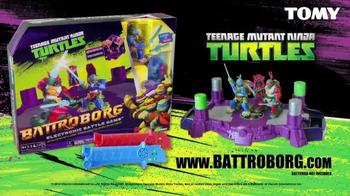 Battroborg Teenage Mutant Ninja Turtles TV Spot, 'Epic Heroes' - Thumbnail 10