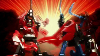 Battroborg Teenage Mutant Ninja Turtles TV Spot, 'Epic Heroes' - Thumbnail 4