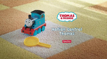 Fisher Price Motion Control Thomas TV Spot - Thumbnail 5