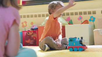 Fisher Price Motion Control Thomas TV Spot - Thumbnail 1