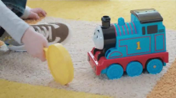 Fisher Price Motion Control Thomas TV Spot - Thumbnail 4