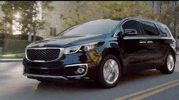 2015 Kia Sedona TV Spot, 'No Compromises'
